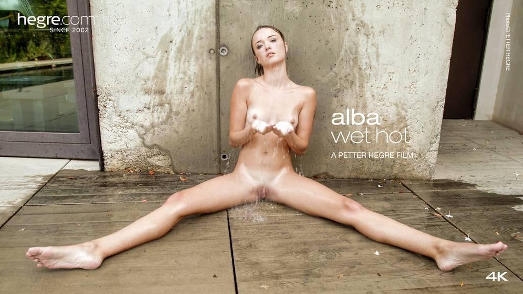 Alba Wet Hot