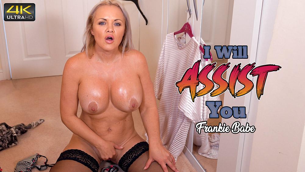 EU_US-WankItNow_20_12_14_Frankie_Babe_I_Will_Assist_You Frankie Babe I Will Assist You
