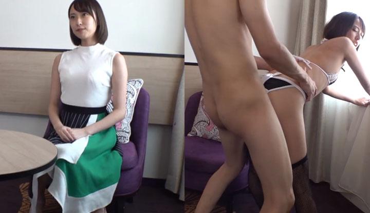 [FC2] 表面清純的職業婦女~換上性感穿著變職業蕩婦了!(FC2-PPV-1582761)