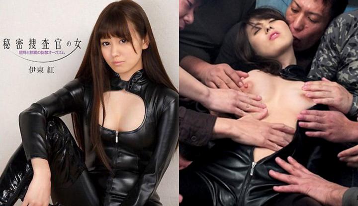 [日本] 伊東紅破壞版AV~墮入屈辱監禁高潮的女搜查官~ (SNIS-366)