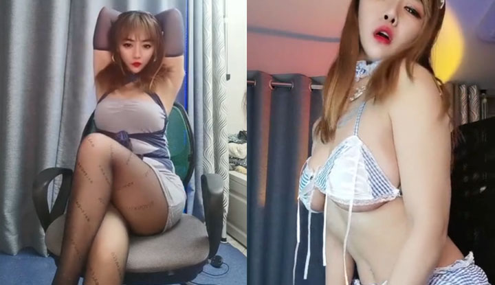 極品女神高顏質『陳小魔』~極致妖媚誘惑欠操完美露臉