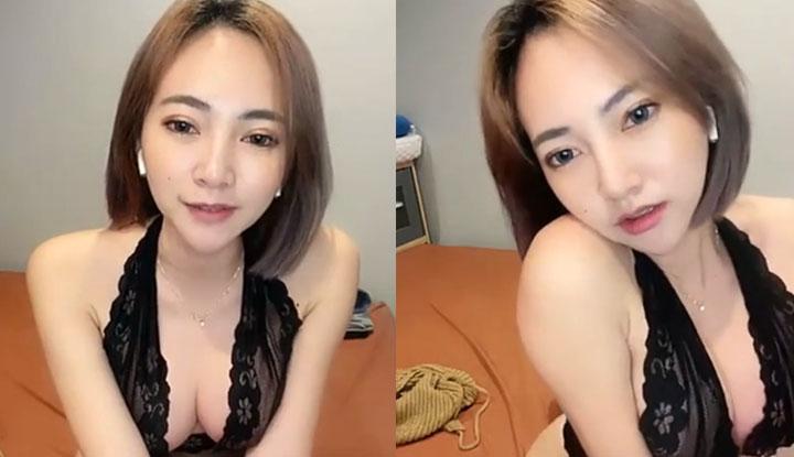 [泰國] 清純巨乳直播主懂你們想看什麼~